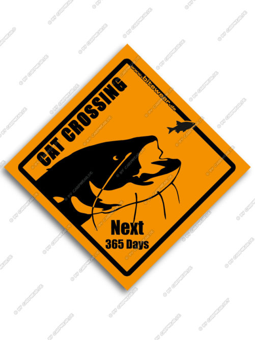 Aufkleber - CatCrossing.jpg - not starred