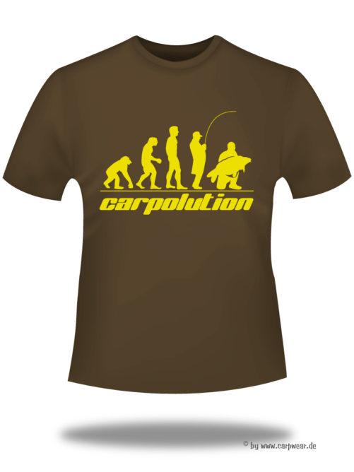 Carpolution - Carpolution-T-Shirt-Braun-gelb.jpg - not starred