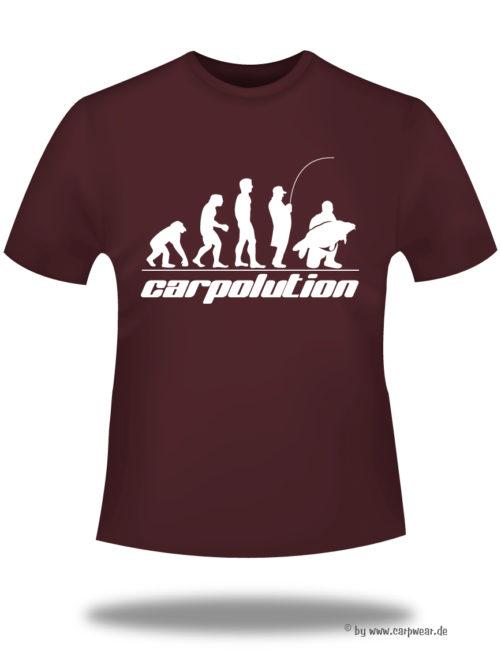Carpolution - Carpolution-T-Shirt-bordeaux-weiss.jpg - not starred