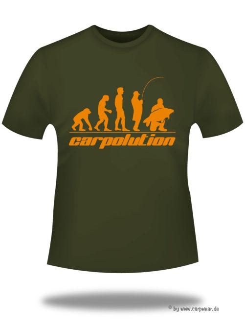 Carpolution - Carpolution-T-Shirt-khaki-orange.jpg - not starred