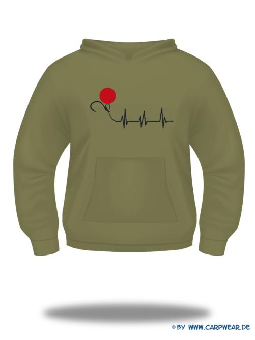 EKG - Hoody-EKG-Khaki-Motiv-Schwarz.png - not starred
