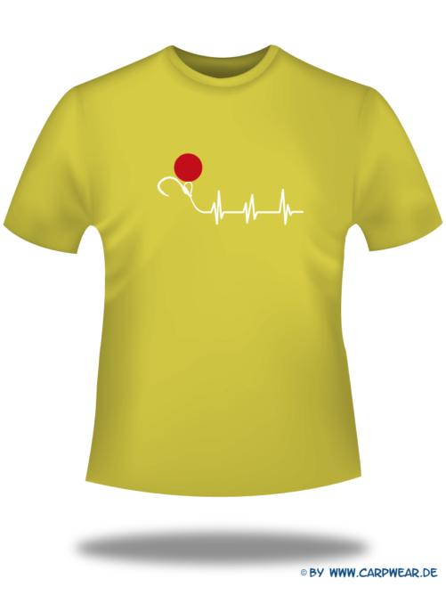 EKG - T-Shirt-EKG-Gelb-Motiv-Weiss.png - not starred