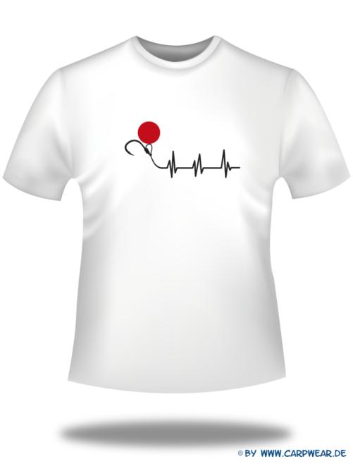 EKG - T-Shirt-EKG-Weiss-Motiv-Schwarz.png - not starred