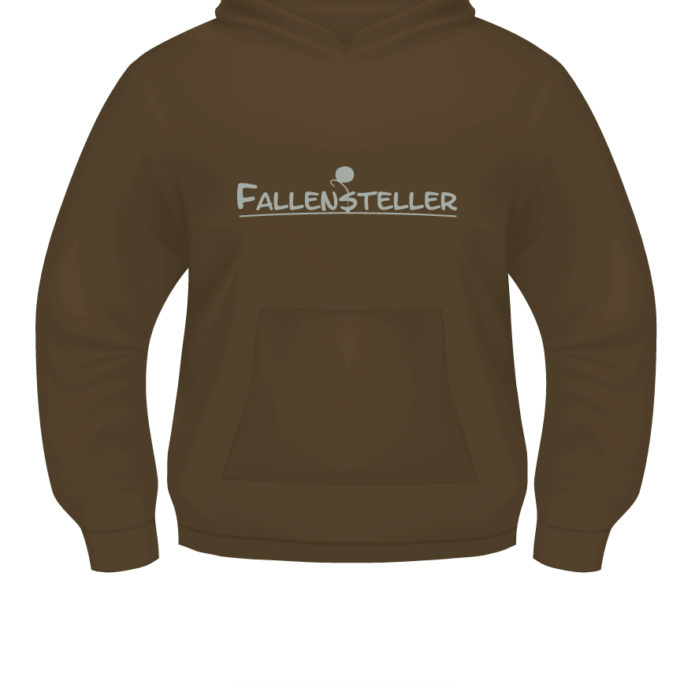 Fallensteller - Fallensteller-Hoody-braun.jpg - not starred