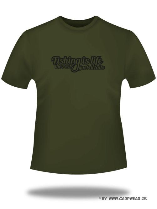 Fishing-is-Life - T-Shirt_Fishing_Khaki_Schwarz.jpg - not starred
