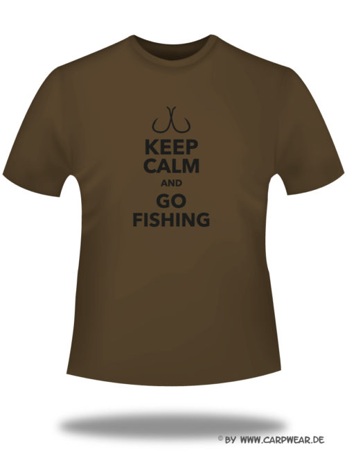 Keep-Calm - T-Shirt_Calm_braun_schwarz.jpg - not starred