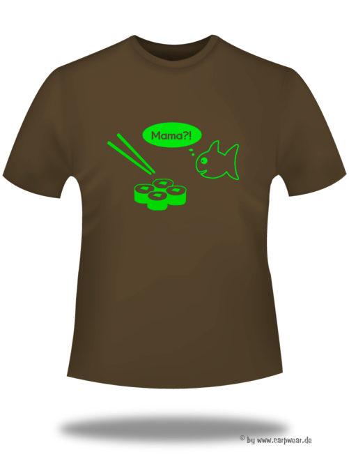 Mama - mama-t-shirt-braun-neongruen.jpg - not starred