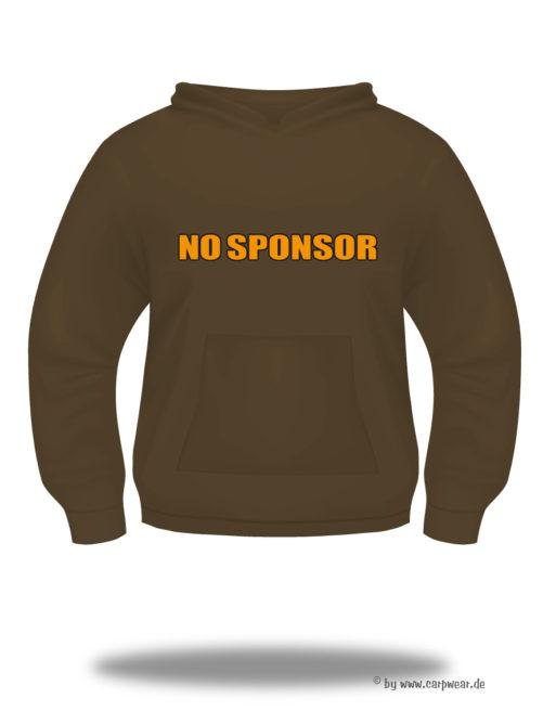 No-Sponsor - Hoody-NoSponsor-braun.jpg - not starred