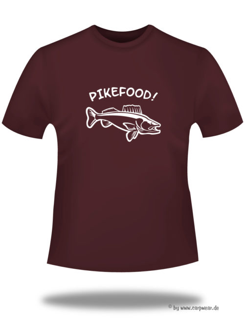Pikefood - Pikefood-T-Shirt-bordeaux-weiss.jpg - not starred