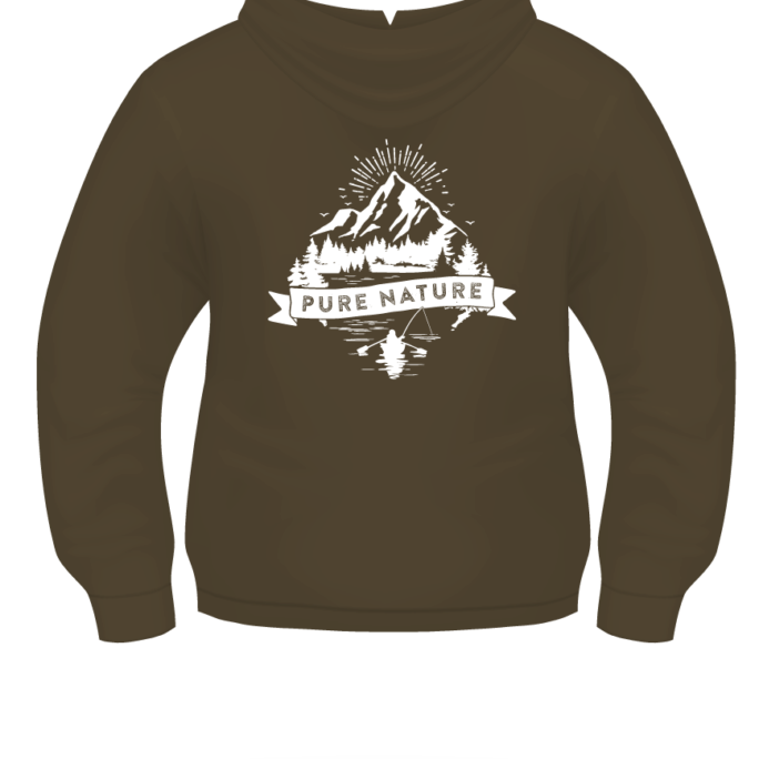 PureNature - Hoody-PureNature-Braun-Motiv-Weiss-Rücken.png - not starred