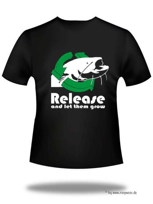 Release-and-let-them-grow-Catfish - Release-cat-t-shirt-back-schwarz.jpg - not starred