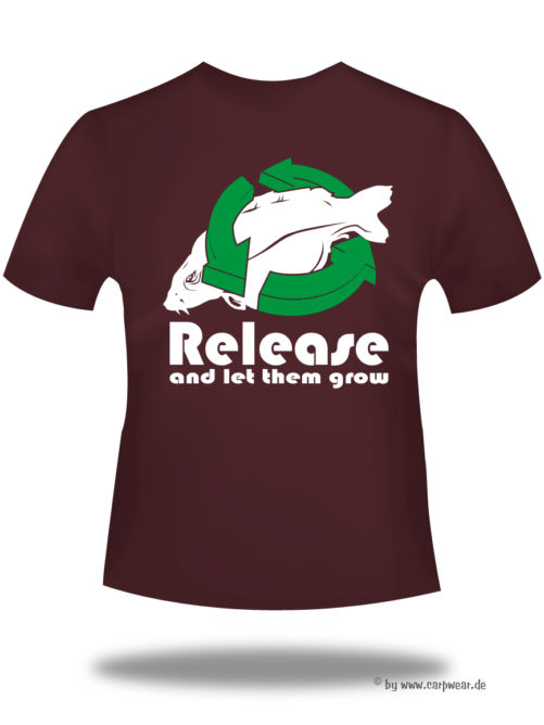 Release-and-let-them-grow - Release-t-shirt-back-bordeaux.jpg - not starred