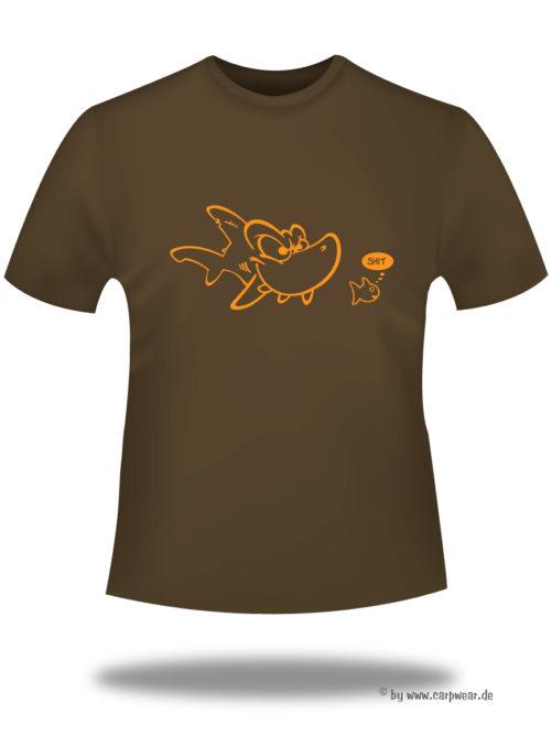 Shit - shit-t-shirt-braun-orange.jpg - not starred