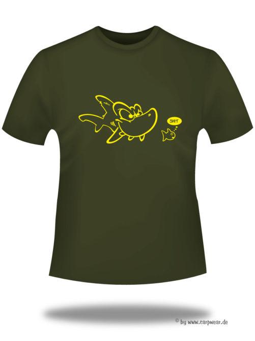 Shit - shit-t-shirt-khaki-gelb.jpg - not starred