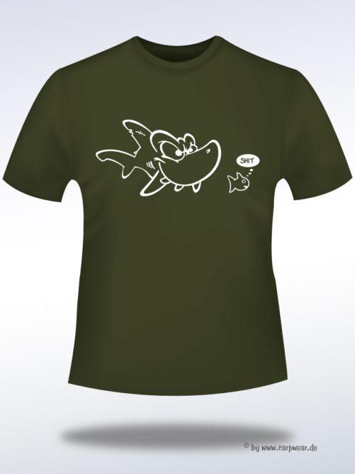 Shit - shit-t-shirt-khaki-weiss.jpg - not starred